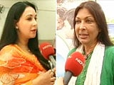 "Video : Princess Diya Kumari and Mallika Sarabhai's Support to the ""Banega Swachh India"" Campaign"