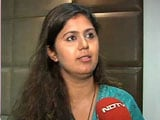 Video : Being Considered Chief Ministerial Contender an Honour: Pankaja Munde
