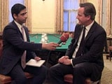 Video: Delighted Modi Is Leading India: British PM David Cameron to NDTV