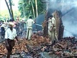 Video : Andhra Pradesh Cracker Factory Mishap: Investigators Probing Whether Unit Had License