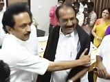 Video : At a Wedding, DMK Initiates Talks for a Mega-Alliance