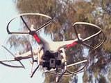 Video : ताजिये के जुलूस पर ड्रोन से रखी गई नजर