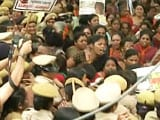 Video : Karnataka Rapes: BJP Holds Protest, 20 Taken into Police Custody