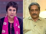 Video: Leaving Goa Will Be Painful: Manohar Parrikar to NDTV