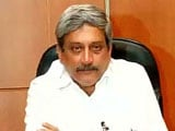 Video : Manohar Parrikar Chairs Last Goa Cabinet Meeting, Gets Teary-Eyed