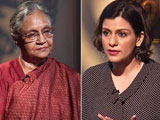 Video: Only Congress Can Appropriate Nehru: Sheila Dikshit to NDTV