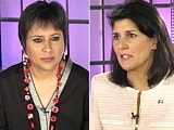 Video : 'Would Never Disown My Roots': Nikki Haley to NDTV