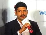 Video : Farhan Akhtar's Efforts For a Cause