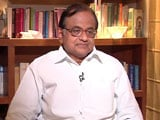 Video : Chidambaram Slammed For Saying 'AFSPA is an Obnoxious Law'