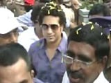 Video : Get Addicted to Family, Not Alcohol, Sachin Tendulkar Tells His Adopted Village
