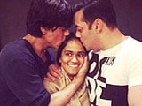 Video : Arpita's Wedding Present, With Love From Shah Rukh and Salman Khan