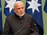 Video : पीएम मोदी ने किया ऑस्ट्रेलियाई संसद को संबोधित