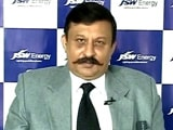 Video : Cash and Debt to Pay for Acquisitions: JSW Energy