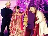 Video : Arpita Khan Marries Aayush Sharma in Big Fat Bollywood Wedding