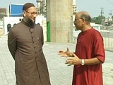 Video: Walk The Talk with Asaduddin Owaisi