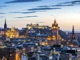 Video: On Top Of the World: Edinburgh, Scotland