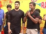 Video : Sidharth Malhotra Has His Own Personality: Arjun Kapoor