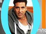 Video : Akshay Kumar: Being Unhealthy is #NotMyType