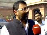 Video : शशि थरूर ने भेजा धमकी भरा एसएमएस : बीजेपी सांसद निशिकांत दुबे