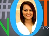 Video: Sonakshi Sinha: Being Unfit is #NotMyType