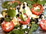 Video: Arugula Salad with Feta and Yellow Dates