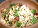 Video: Brown Basmati Rice Pilaf