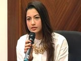 Video : This Loser Doesn't Represent my Beautiful Faith: Gauahar Khan