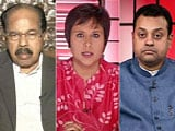 Video : Minister's 'Foul' Play: Sadhvi a Liability for PM?