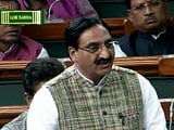 Video : In Parliament, BJP MP Says 'Science a Pygmy Compared to Astrology'