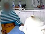 Video : रेप की शिकायत दर्ज कराने वाली लड़की को जलाया