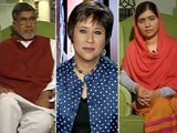 Video : Exclusive - Delhi, Islamabad, Oslo: The Nobel Moment