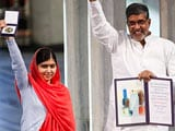 Video : Nobel Glory for Kailash Satyarthi and Malala Yousafzai