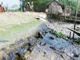 Video : 3,50,000 Litres of Oil Spills in River as Tanker Sinks in Sunderbans