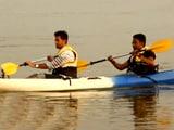 Video: The Getaway: Kayaking And Para-Motoring in the Hills of Anantagiri