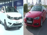 The Audi A3 Goes Topless & We Test the Tata Bolt