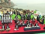 Video : Swachh India Campaign's Cleanup Drive in Varanasi