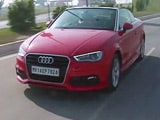 Feel The Rush of the A3 Cabriolet