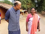 Video: Walk The Talk With Dayamani Barla and Other Tribals