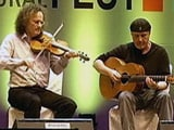 Video : Music for the Soul: Traditional Irish Music With a Touch of Indian Classic