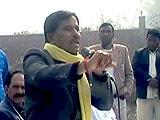 Videos : दिल्ली : कांग्रेसी नेता की बदजुबानी