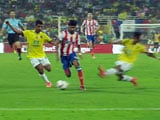 Video : ISL: Atletico de Kolkata Beat Kerala Blasters, Win Inaugural Championship