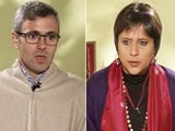 Video: Could Support PDP if Mufti Calls: Omar Abdullah's Big Googly