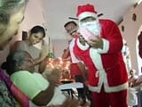 Video : Santa and His Team Have a Special Gift for These Women