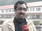 Video : Speaking to All Stakeholders in Jammu and Kashmir, Says BJP's Ram Madhav
