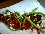 Video: Roasted Beet and Red Chowli Salad with Upbeat Vinaigrette