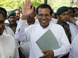 Video : Sri Lanka Verdict: Maithripala Sirisena Trounces Mahinda Rajapaksa, Sworn-In as President