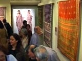 Video: Sahib, Bibi and the Baluchari Sari