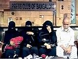 Video : संदिग्ध आतंकियों के परिवार का आरोप, पुलिस ने घर में रखे थे विस्फोटक