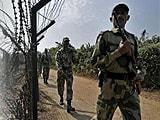 Video : जम्मू : पाक ने सीमा पर फिर की गोलीबारी
