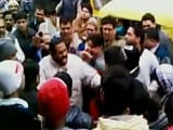 Video : BJP Councillor in Delhi Slaps Official who Tried to Stop Illegal Construction